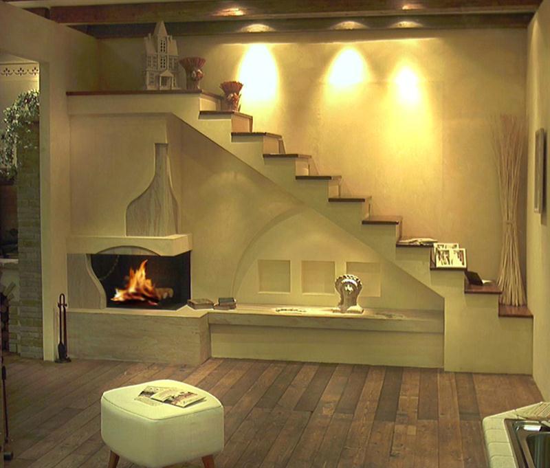 Beautiful Soggiorno In Cartongesso Gallery - Amazing Design Ideas ...